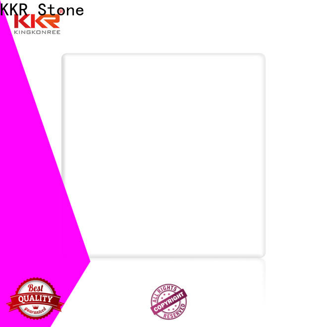 KKR Stone fine- quality thermoforming solid surface buy now for building