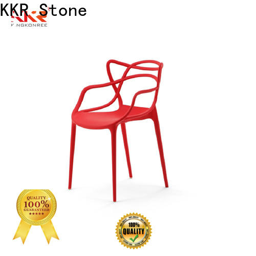 KKR Stone hot-sale cheap plastic chairs price for school
