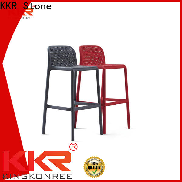 KKR Stone high-quality dining chairs supplier for kitchen