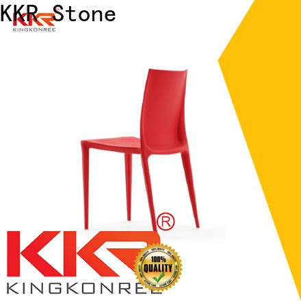 Warm touch plastic chairs for sale dinning type for school