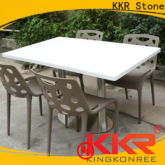 KKR Stone restaurant table