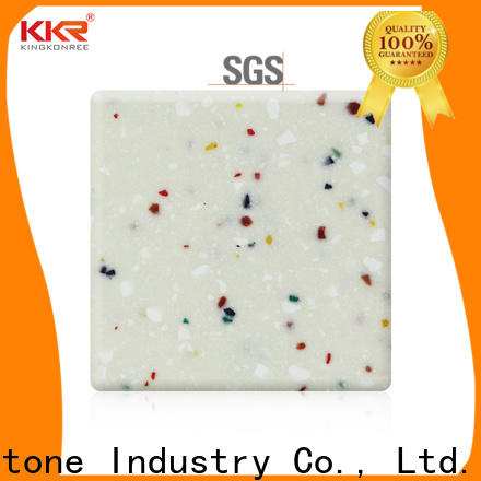KKR Stone beautiful solid surface factory superior bacteria for self-taught