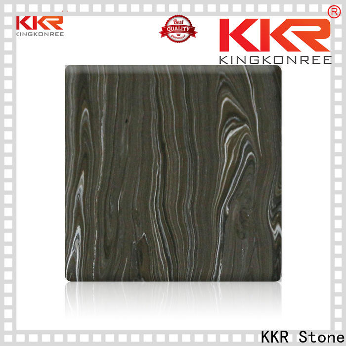 KKR Stone inch marble solid surface effectively for school building