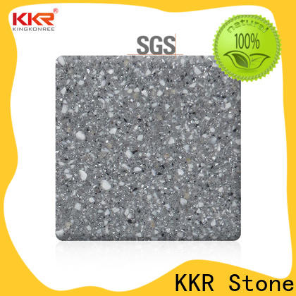 KKR Stone thermoforming solid surface factory for early education