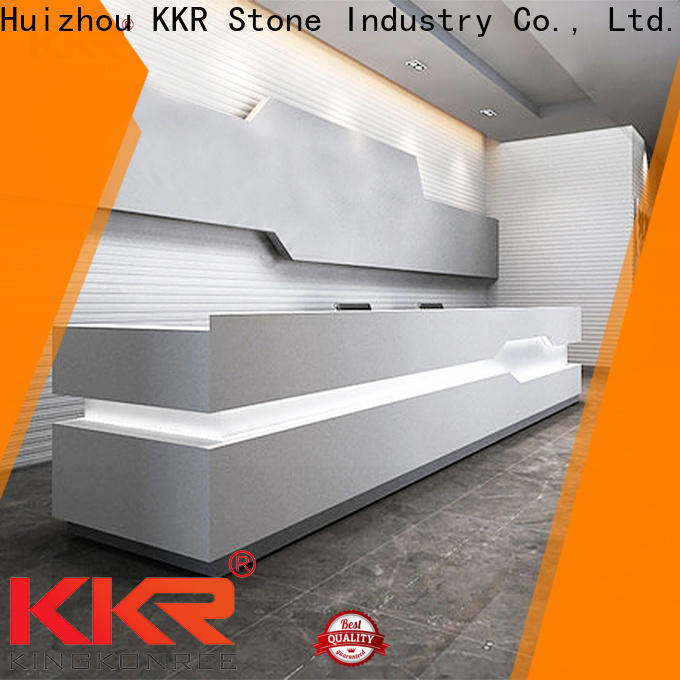KKR Stone pure acrylic office furniture for home