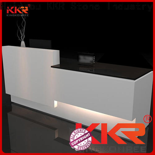 lassic style solid surface desk quality custom-design for home