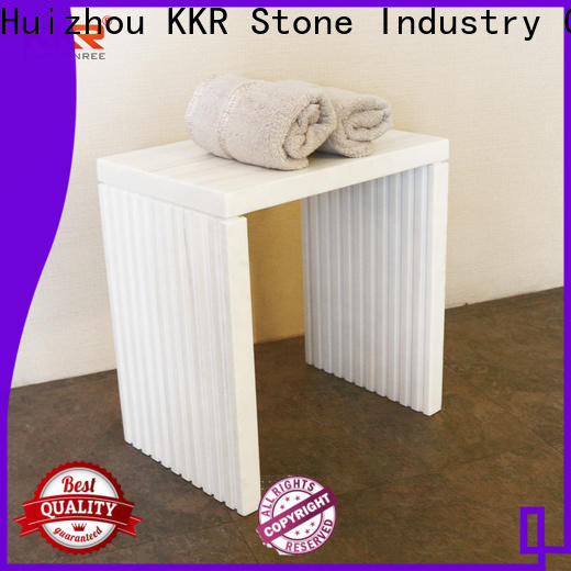 KKR Stone acrylic wall shelf in different shape for home