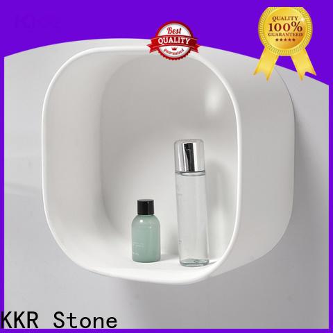 KKR Stone bathroom stool in different shape for living room