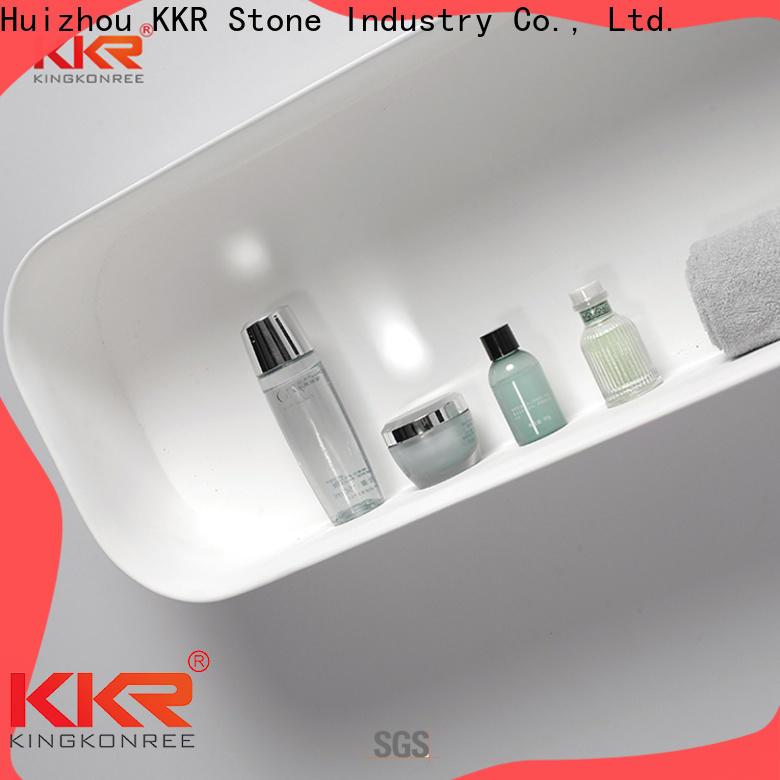 KKR Stone bathroom vanity stool for bathroom