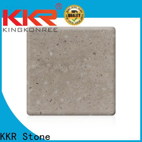 KKR Stone easily repairable building material producer for worktops