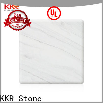 decorative veining pattern solid surface texture in good performance for entertainment