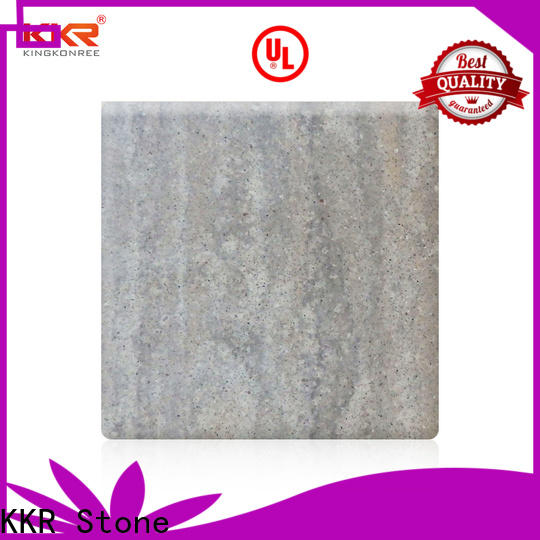 modified solid surface slab modified wholesale for building