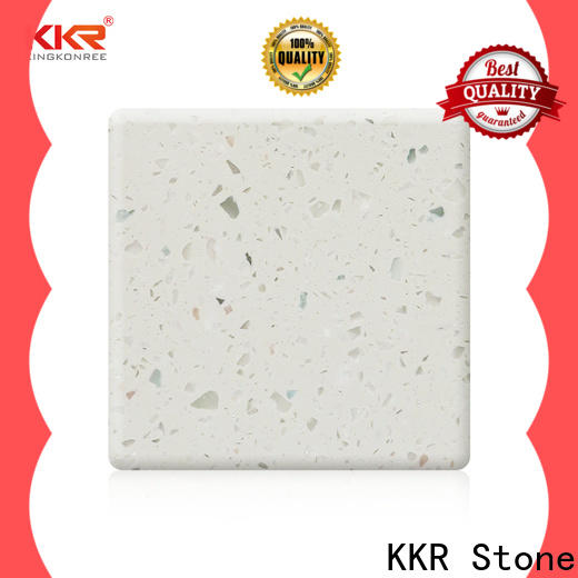 high tenacity solid surface factory black superior stain for bar table