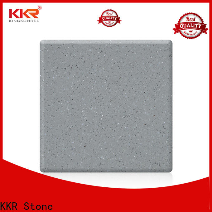 KKR Stone sheets modified solid surface superior stain for self-taught