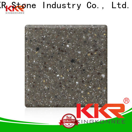 KKR Stone acrylic building material producer for early education