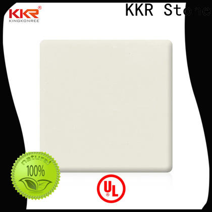 KKR Stone stone solid surface certifications for home