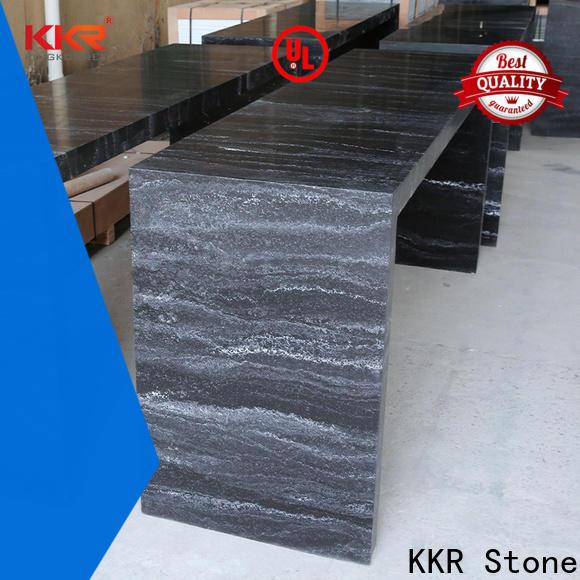 KKR Stone luxury marble dining table
