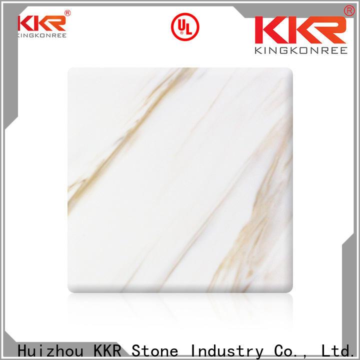 flame-retardant solid surface unique for building