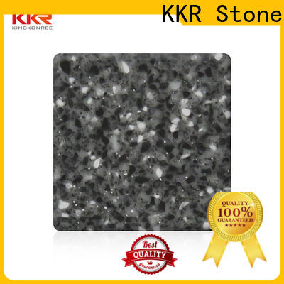 new-arrival solid surface factory chips superior stain for bar table