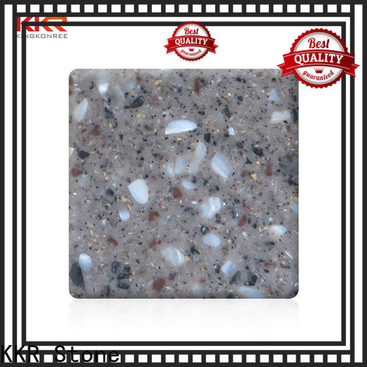 KKR Stone kkrm1645 solid surface acrylics superior bacteria for building