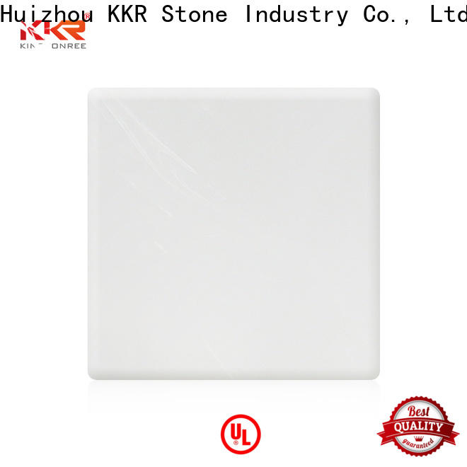KKR Stone high tenacity solid surface free design for building
