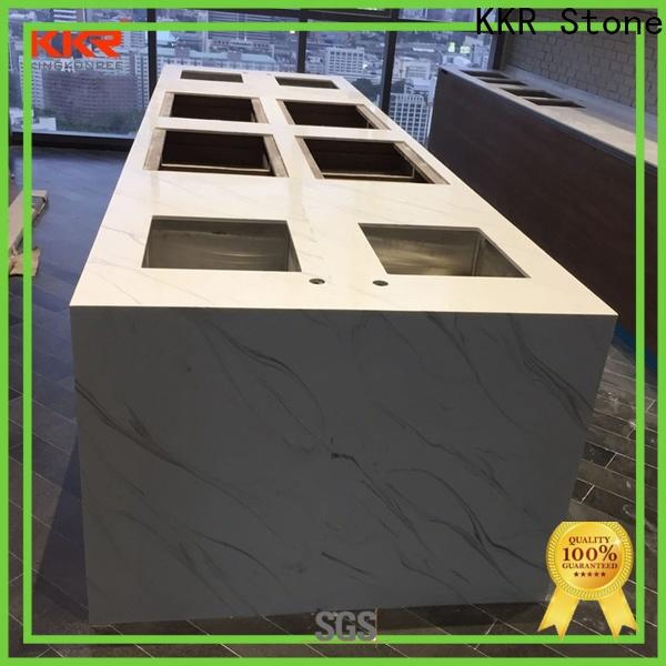 KKR Stone excellent solid kitchen countertops furniture set