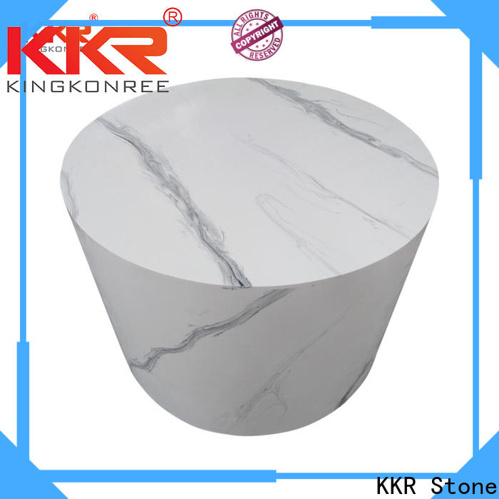 KKR Stone countertops artificial stone dining table