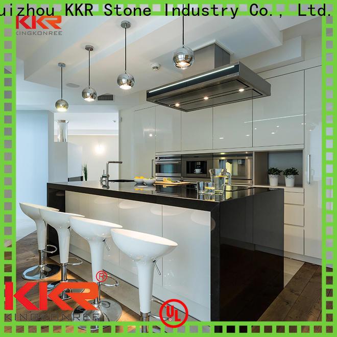 KKR Stone excellent kitchen quartz countertops supply for shoolbuilding