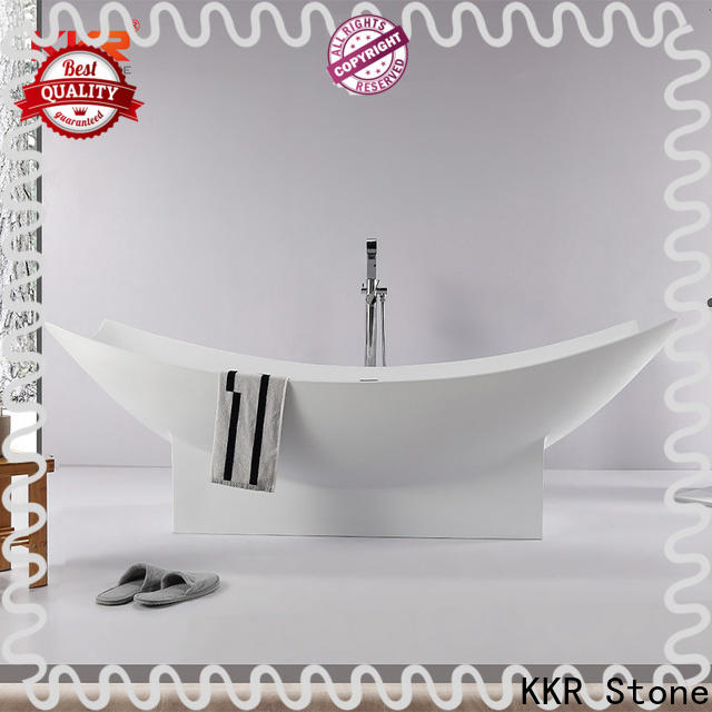 KKR Stone fine- quality bathtub surround factory price for worktops
