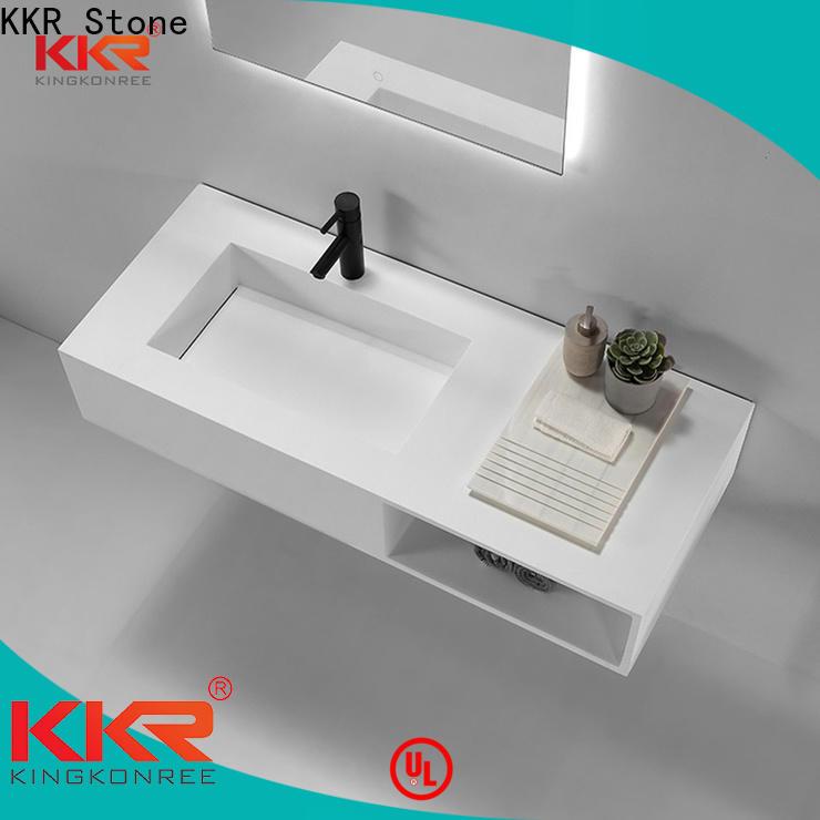 KKR Stone corian kitchen sinks supply for home