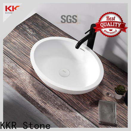 KKR Stone easily repairable bathroom accessories vendor for home