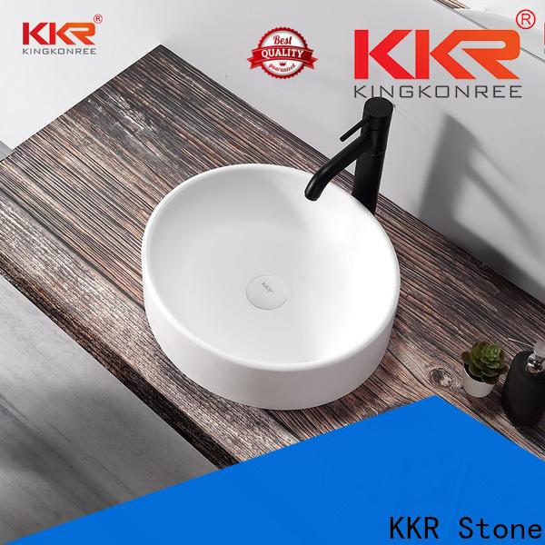 KKR Stone undermount kitchen sink custom-design for home