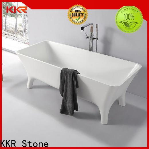 KKR Stone bathtub insert from China for school building