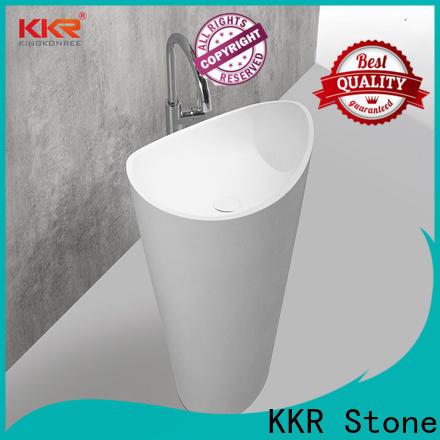 KKR Stone high tenacity bathroom vanity with sink vendor for table tops