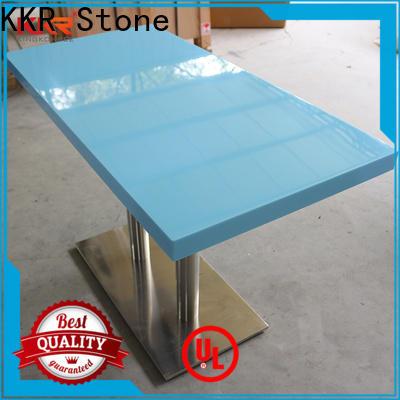 KKR Stone surface wall mounted bar countertop