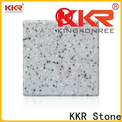 KKR Stone grey acrylic stone for home