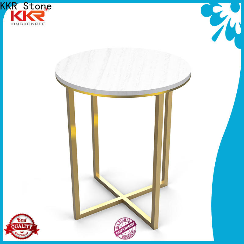 artificial stone dining table table