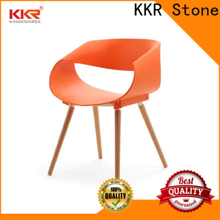 KKR Stone design dining chairs type for kitchen