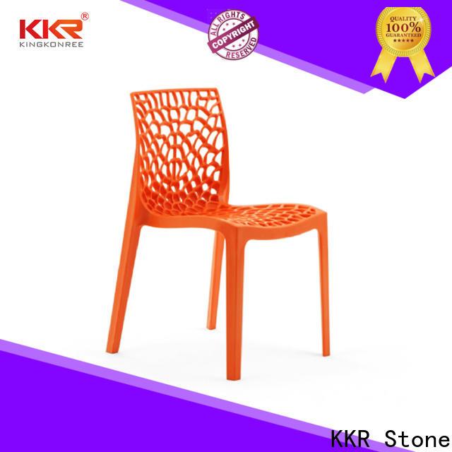 KKR Stone 158d modern plastic chairs type for school