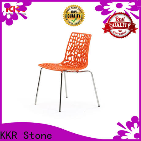 KKR Stone colorful small plastic chair