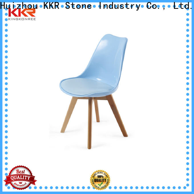 KKR Stone outdoor dining chairs supplier for outdoor