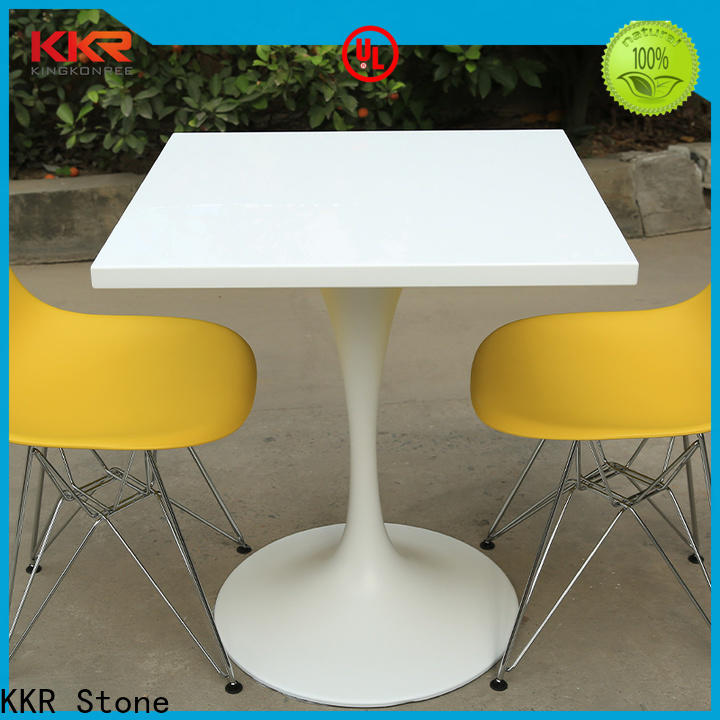 KKR Stone marble solid surface bar tops