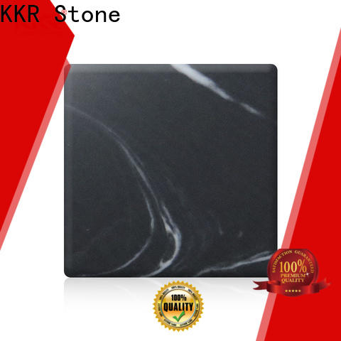 toxic free corian solid surface sheet marble wholesale for entertainment
