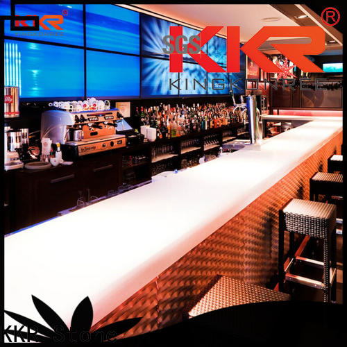 KKR Stone countertops solid surface table top