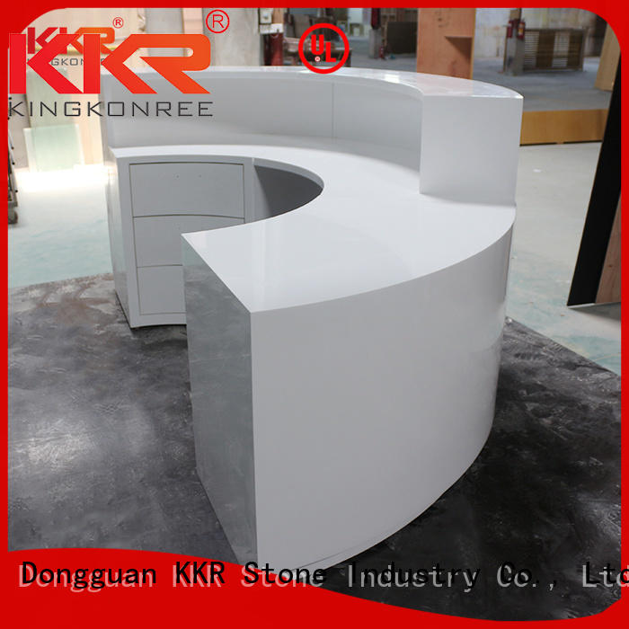 specialshaped office furniture custom-design for early education KKR Stone