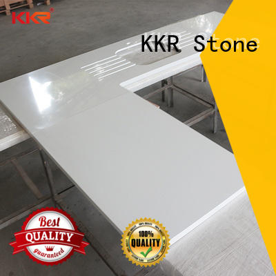 KKR Stone silky kitchen countertops for wholesale for shoolbuilding