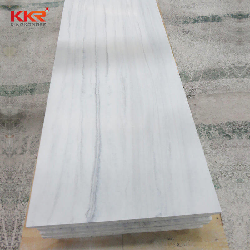 Texture Pattern Solid Surface Sheets KKR-M8810