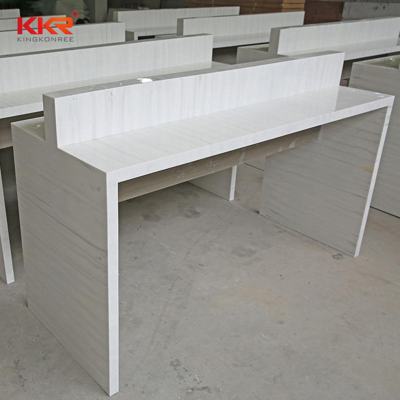 Customized Acrylic Solid Surface Bar KKR-BT001