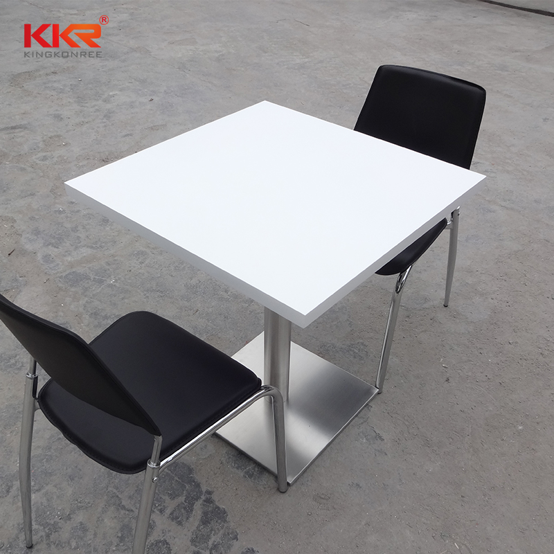 KKR Stone artificial artificial marble dining table-1