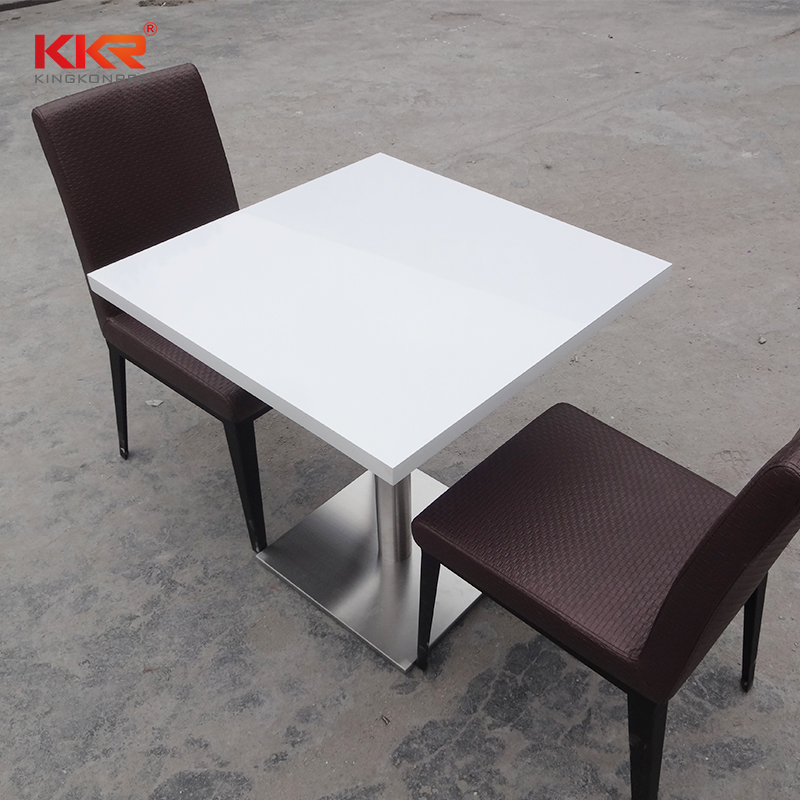 KKR Stone artificial artificial marble dining table-2